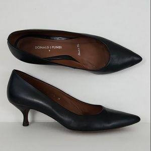Donald J. Pliner Strobel Flex Rome Leather Heels